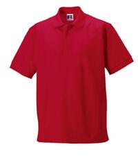 Camisas y polos de hombre rojo color principal azul 100% algodón