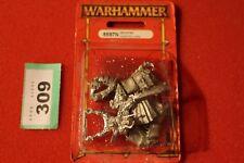 Juegos taller Warhammer Condes Vampiros montado Lord el Rojo Duque Nuevo en Caja Nuevo fuera de imprenta GW