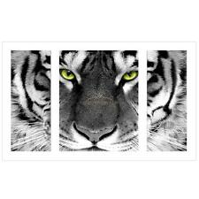 Full Drill Tiger DIY 5D Diamond Rhinestones Cross Stitch Kit Painting Decor New