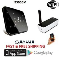 SALUS iT500BM TERMOSTATO SMART internet smartphone WIFI programmabile riscaldamento