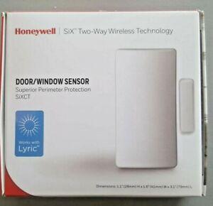 HONEYWELL SiXCT/SiXCTA WIRELESS DOOR/WINDOW SENSOR for LYRIC & ADT COMMAND NEW