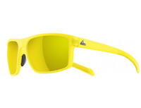 Adidas Whipstart A423 00 6057 Frames Matte Yellow Authentic Sunglasses