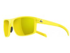 7840e60b4d Adidas Whipstart A423 00 6057 Frames Matte Yellow Authentic Sunglasses