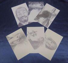 Vagabond Postcards Set Takehiko Inoue Cool NOS