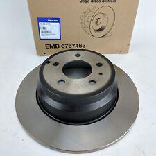 GENUINE Volvo 850 C70 S70 V70 Rear Axle Brake Disc Non Vented 31262099