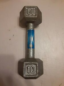 Cap 10 lb dumbbell Preowned
