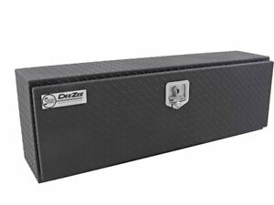 For 1999-2019 Ford F250 Super Duty Bed Side Rail Tool Box Dee Zee 91437SX 2000