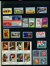 1974 United States COMMEMORATIVE Stamps MINT Set