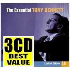 TONY BENNETT The Essential 3.0 3CD BRAND NEW Best Of