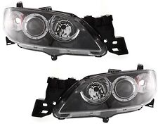 2004 - 2009 MAZDA 3 SEDAN HEAD LAMP LIGHT LEFT AND RIGHT PAIR SET