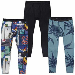 Burton Lightweight X Pant Men's Functional Underwear Snowboard Pants Base Layer