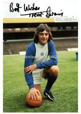 BIRMINGHAM CITY FC LEGEND TREVOR FRANCIS SIGNED REPRINT AUTOGRAPH EXCLUSIVE