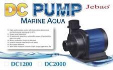 Jebao DC Return Pump 1200 2000 Marine Reef Sump UK Next Day Delivery Warranty