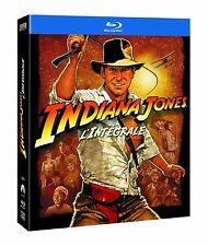 Indiana Jones: The Complete Adventures [5 Discs] Blu-ray Neuf Region B