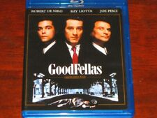 Goodfellas - Classic Mob/Crime Film on Blu-Ray (1990 Robert De Niro)