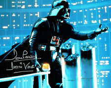 Dave PROWSE SIGNED Autograph Darth VADER Star Wars 10x8 Silver Photo C AFTAL COA