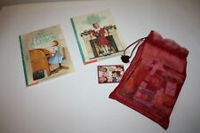 American Girl Lot: 3 PB Books -Scholastic/Hallmark & Circle of Friend's Kit