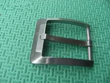 Titanium Ti Belt Buckle Belt Fastener Brushed Finish Nickel Free