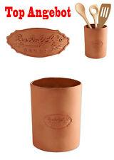 Rudolph's Bakery Pollepel Pot Gefäß Behälter Aufbewahrung für Küchenutensilien