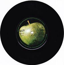 RADHA KRISHNA TEMPLE GOVINDA / GOVINDA JAI JAI APPLE RECORDS 25 UK PRESS 1970