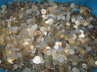 lot de 100 pièces de monnaie de France