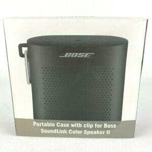 Aotnex Bose SoundLink ll 2 Protective Case w/out Clip Color Black OPEN BOX
