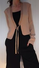 BNWT VANESSA BRUNO blazer taille FR 38, UK 10 RRP 445 €