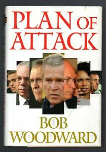 Plan of attack Woodward Bob Simon & Schuster 2004