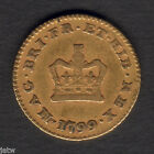 Great Britain. 1799 George 111 - Third Guinea.. F/F+