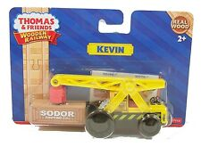 KEVIN the CRANE Thomas Tank Engine Wooden Railway NEW IN BOX