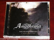 Anathema: The Silent Enigma CD + DVD Set 2003 Bonus Tx Peaceville CDVILEF256 NEW