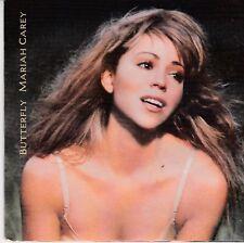 MARIAH CAREY Butterfly -Fly Away 2 tr CARDslv CD SINGLE RARE
