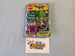 Lego Batman Movie 211702 Joker Foil Pack New/Sealed/Hard to Find
