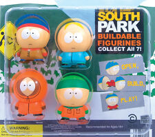 SOUTH PARK RARE ORIGiNAL VENDER'S ONLY LIMITED DISTRIBUTION FIGURE DISPLAY 2012