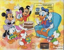 complete Issue Never Hinged 1986 Donald Duck Togo 1962-1963 Unmounted Mint