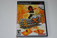 Dance Dance Revolution X Playstation 2 PS2 Video Game New Sealed