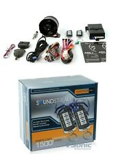 NEW SOUNDSTREAM ARS.1 CAR ALARM REMOTE START KEYLESS VEHICLE SECURITY SYSTEM