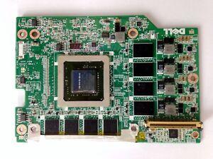 NEW Dell Precision M6500 nVIDIA Quadro FX 3800M 1GB Video Card H01X5