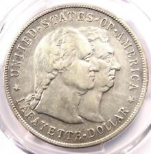 1900 Lafayette Silver Dollar $1 - Certified PCGS XF Detail - Rare Certified Coin