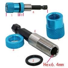 3pcs//Set Quick Release Tige Hex Magnétique Drywall Vis Perceuse Hex porte-Ki