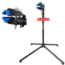 Folding Adjustable Bicycle Maintenance Repair Stand Rack Mechanic Workstand UKES