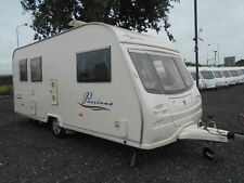AVONDALE PASSIONE FRYSTAR LUXURY 4 BERTH 2X DOUBLE DINETTE L-SHAPED REAR 2006