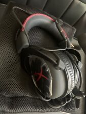 HYPERX Cloud I Gaming Headset - Black & Red - Originals not the second version