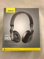 Jabra Move Black Headband Headsets Black Bluetooth