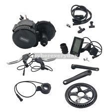 BAFANG BBS02 48V 500W Mid Drive Motor Conversion Kit C965 Electric Bike