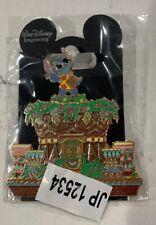 Pin 65192 WDI - Enchanted Tiki Aloha E Komo Mai! Stitch Drum Pin LE 300 RARE