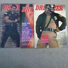 Three+%283%29+Drummer+Magazines+Vol+87+99+%26+106+1986+1987+Gay+Magazine+Vintage+Rare