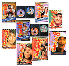 EL CHAVO DEL 8 - New & Factory Sealed ** 11 Different DVDS * * El Chavo del Ocho