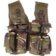 Chaleco caza camuflaje Niño DPM Británico - chaleco estilo militar juvenil