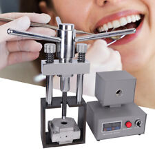400W Dental Flexible Denture Machine with Injection System Lab Equipment Heater